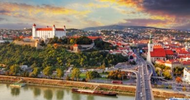 Travel to Slovakia and places to not miss  – pics!