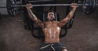 The exercises that eliminate the flabby chest