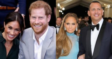 Meghan Markle and Prince Harry dine with Jennifer Lopez after first public event together