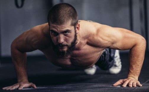 Weightless program for volume, fat burning and six-pack