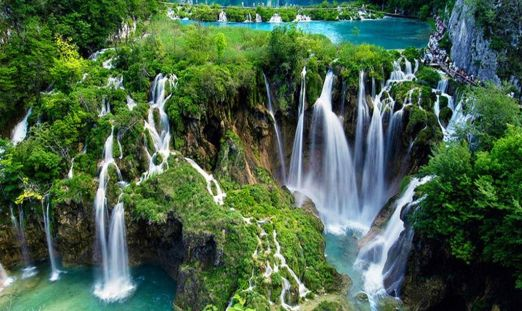 These are the world's most beautiful waterfalls
