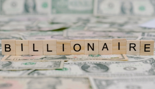The youngest billionaires on the Forbes 400 list for 2020. 12 under 40