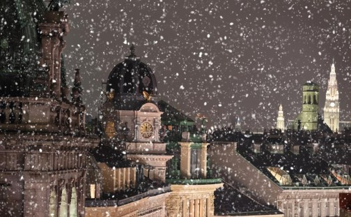 Which European cities are most beautiful in winter?