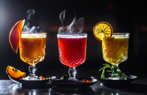 These are 6 hot cocktails to keep the cold away
