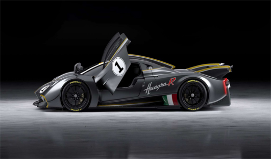 The Pagani Huayra R is our new supercar obsession