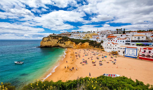Beautiful seaside places in Europe that we have not discovered